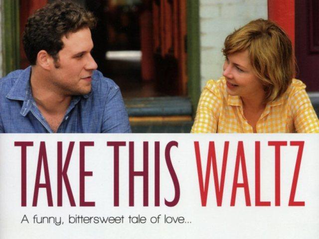 """""""Take This Waltz"""" er en ganske fin lille film om det moderne parforhold. Se den især for de glimrende skuespilpræstationer..."""